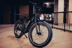 Opgevoerde e-bike